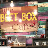 「The Beet Box Cafe 」ハレイワ